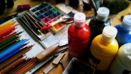 Find nemt alt, hvad du skal bruge for at være kreativ