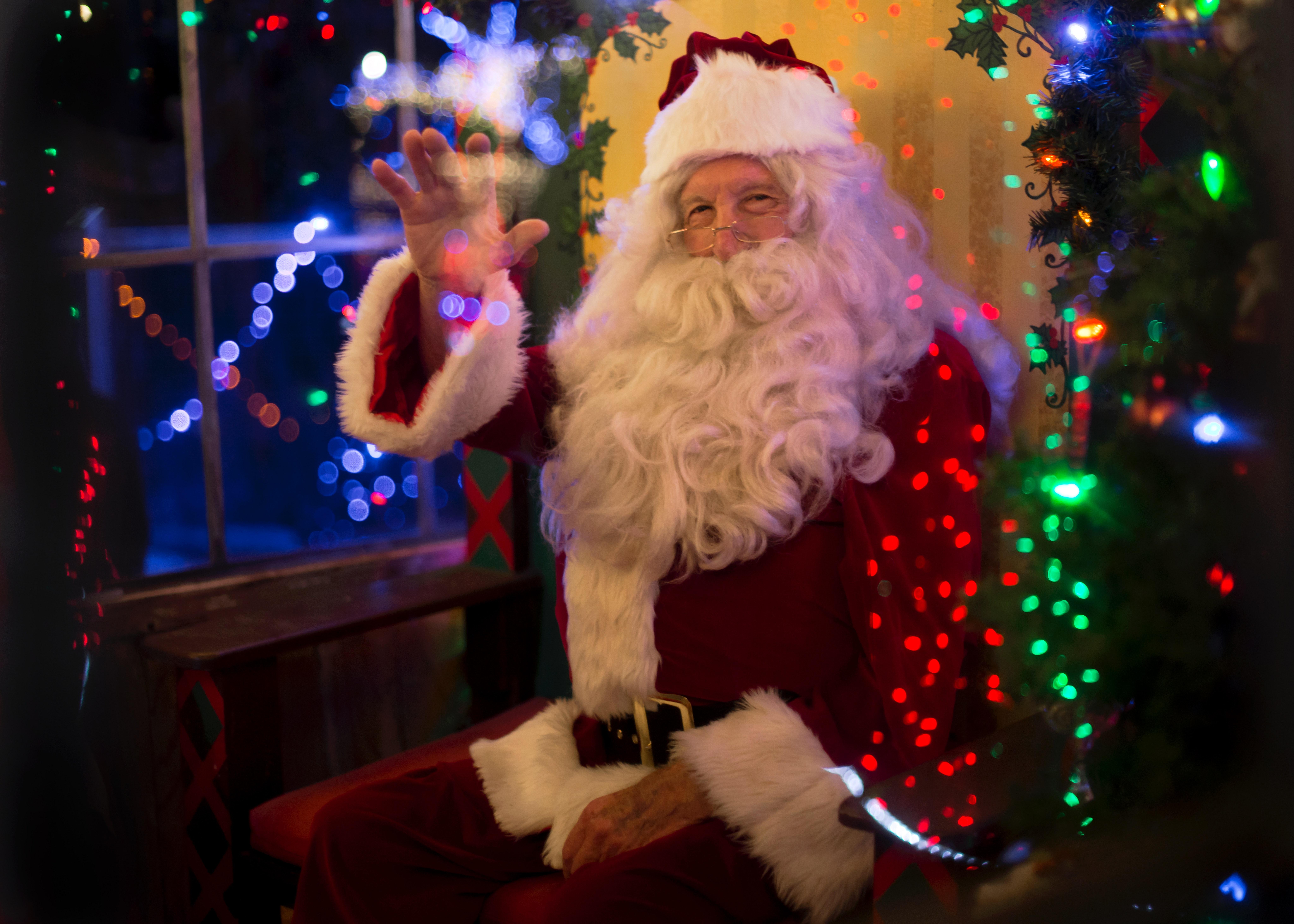 Lej en julemand til mange tidspunkter af året