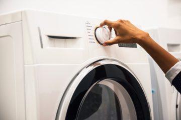 Således finder du reservedele til vaskemaskinen