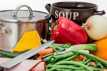 Få køkkenarbejdet til at svinge med gode kokkeknive