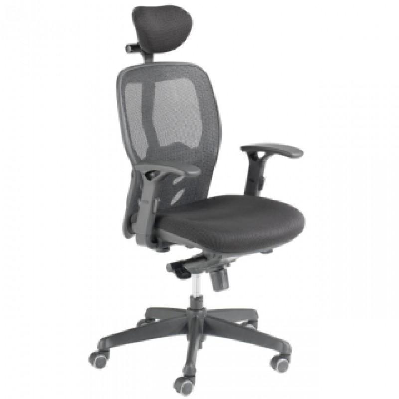 Find din næste kontorstol via Kontormøbler.dk