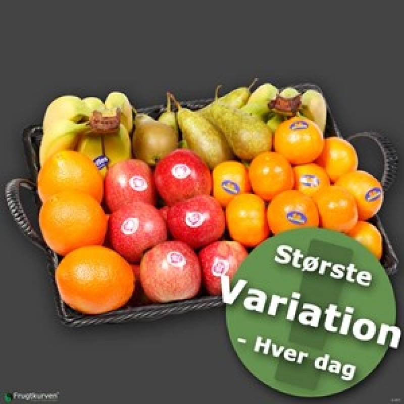 Frugt giver fornyet energi til lang arbejdsdag
